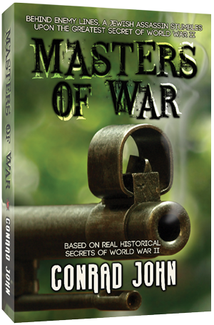 masters of war bookcover